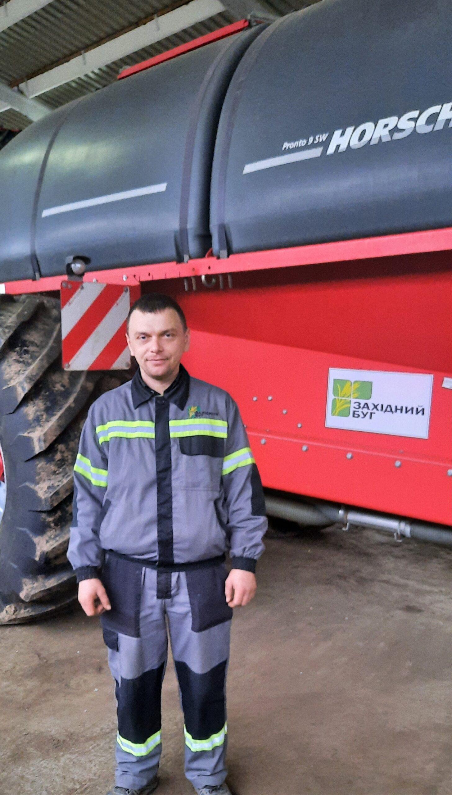 Федорович Михайло, підрозділ с.Бишів